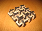 15 Piece Japanese Interlocking Puzzle*