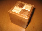 Checker-board interlock box