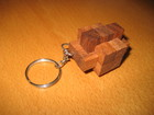 Keychain Burr 9 pieces