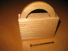 Wooden Lock Puzzle