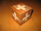 Crazy Swiss Cube