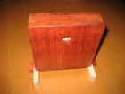 Dovetail Burr Box