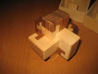 Japanese Wood Joint Puzzle