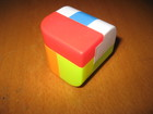 Small rounded interlocking cube*