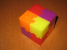 Hermaphroditic Dovetail Cube
