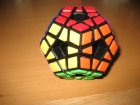 Holey Megaminx