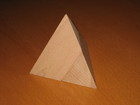 Two Piece Pyramid